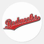 Rednecks Sticker