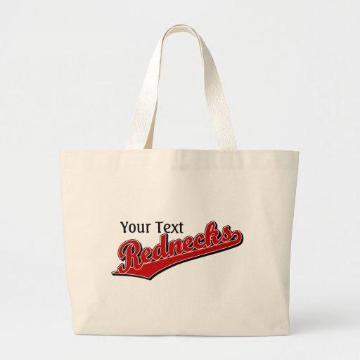 Rednecks Tote Bags