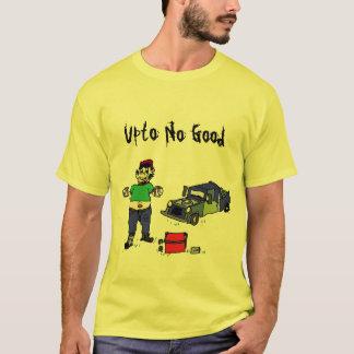 rednecks upto no good t-shirt