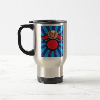 Redoble de tambor tazas de café