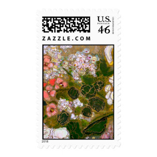 """'Redolent Redon"""" First Class US Postage Stamp"""