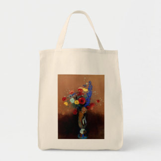 Redon: Wild Flowers, C1912 Tote Bag