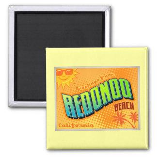 REDONDO 2 INCH SQUARE MAGNET