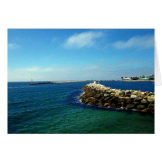Redondo Beach California_ Card
