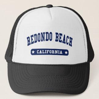 Redondo Beach California College Style tee shirts Trucker Hat