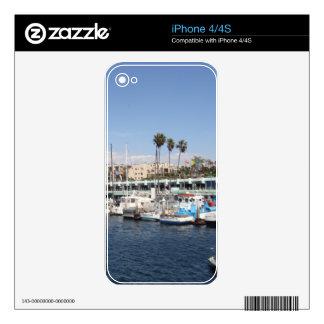 Redondo Beach California iPhone 4 Skin