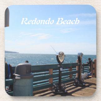 Redondo Beach California Posavasos De Bebida