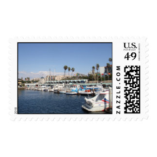 Redondo Beach California Postage