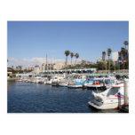 Redondo Beach California Postcard