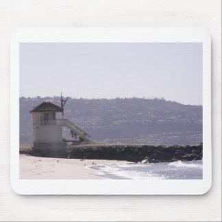redondo beach mouse pad