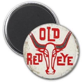 Redondo magnet Drunk Refrigerator Vintage Plate