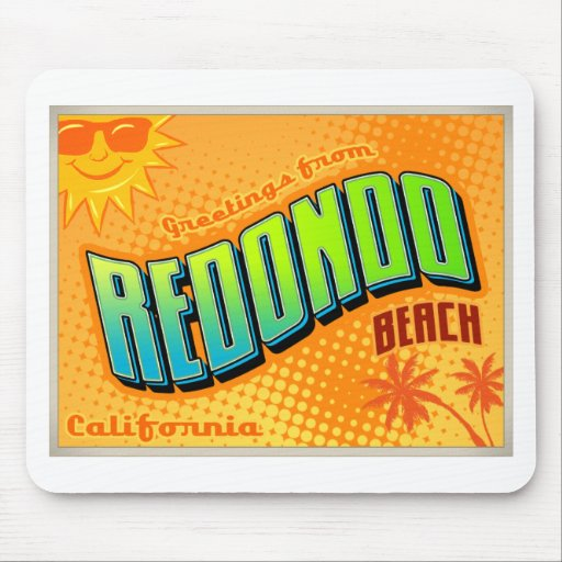 REDONDO MOUSE PADS