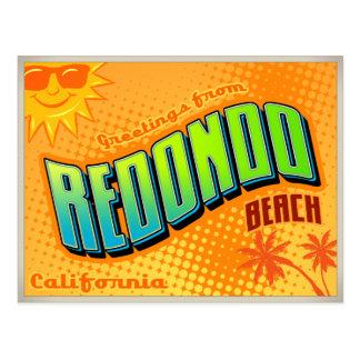 REDONDO POST CARD
