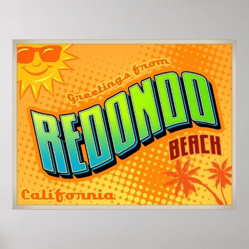 REDONDO poster