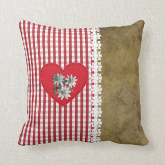 RedOnRed - almohada Cojín Decorativo
