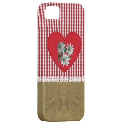 RedOnRed - iPhone 5 iPhone 5 Cover