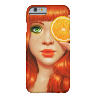 RedOrange iPhone 6 Case