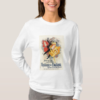 Redoute des Etudiants, Jules Chéret T-Shirt