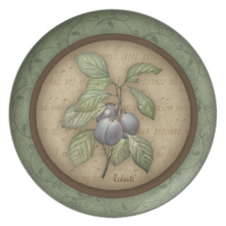Redoute' Fruit Plate