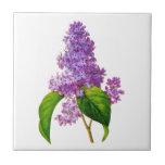 Redoute Lilacs Tiles