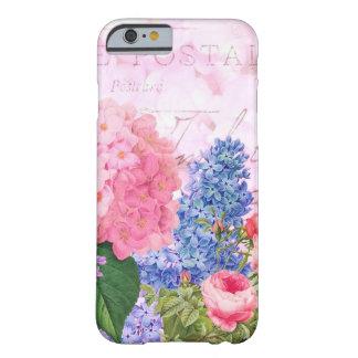 Redoute Pink Flowers Hydrangea iPhone 6 Case