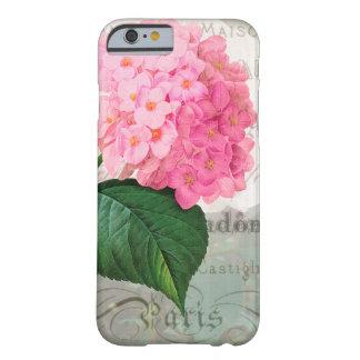 Redoute Shabby Pink Hydrangea iPhone 6 Case