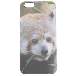 RedPanda20150310 Clear iPhone 6 Plus Case
