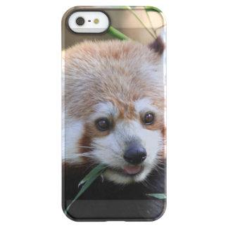 RedPanda20150310 Permafrost® iPhone SE/5/5s Case