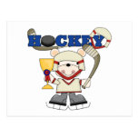 redpolarhockeyone postcard