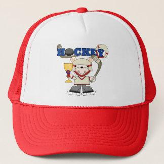 redpolarhockeyone trucker hat