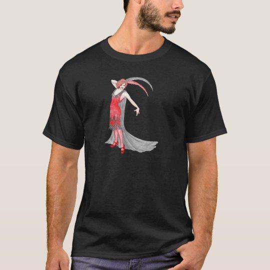 Redqueen's Scarlet Flapper T-Shirt