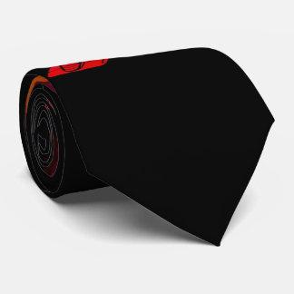 RedRaceCar Neck Tie