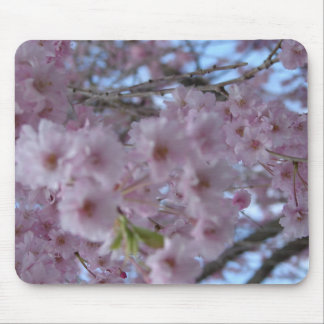 REDREAMING PINK BLOSSOMS MOUSE PAD