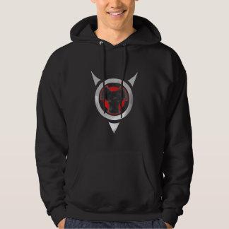 RedRevolt Black Hoodie