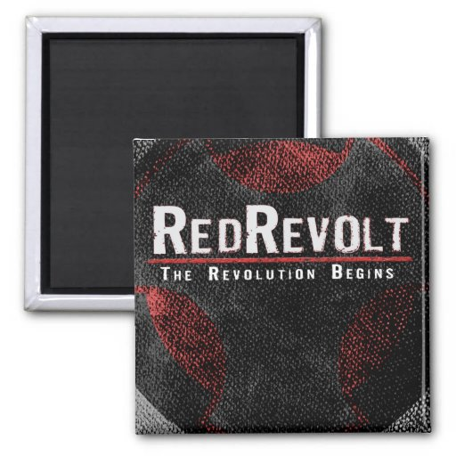 RedRevolt Magnet