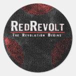 RedRevolt Sticker