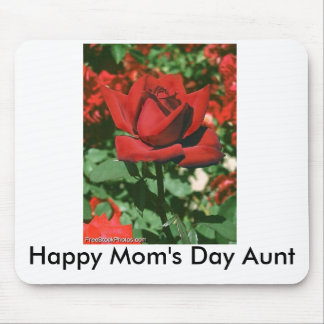 RedRose Mouse Pad