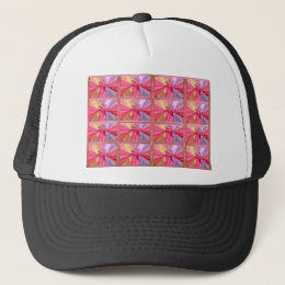 RedRose Rose Petal Lamp Collection Trucker Hat