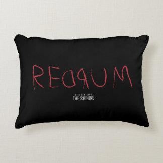 Redrum Decorative Pillow