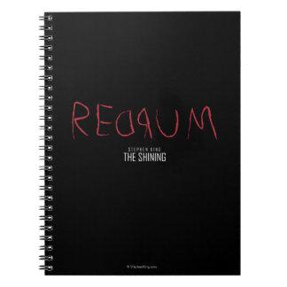 Redrum Notebook