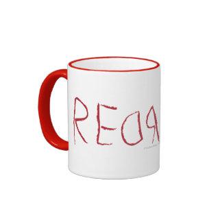 Redrum Ringer Coffee Mug