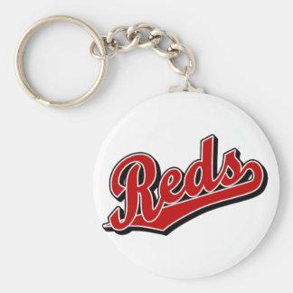 Reds Keychain