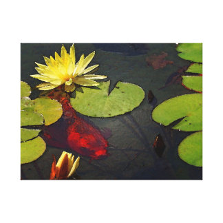 Red's Pond Canvas