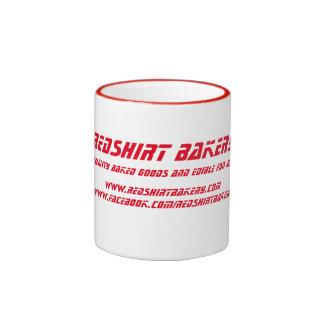 Redshirt Bakery 15oz Ringer Mug