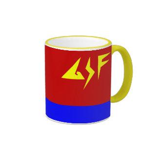 Redshirt Star Fetched Mug