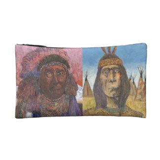 Redskins colour - Indian Makeup bag