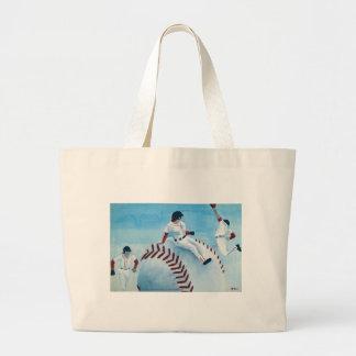 redsox large tote bag
