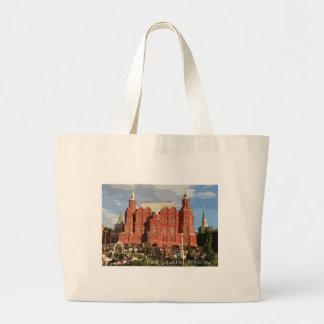 redsquare large tote bag