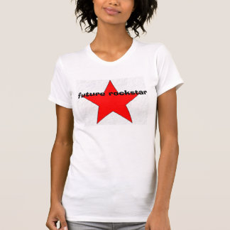 RedStar, futuro rockstar Playera