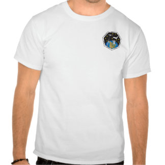 Redstone Mission Patch Tees